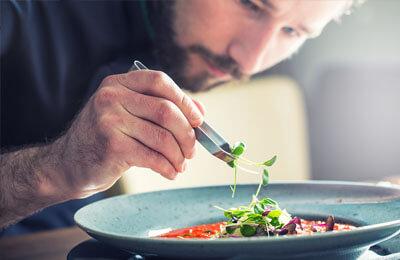 Gourmetkock Hemma för 6 personer