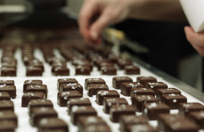 Gör egna Chokladpraliner