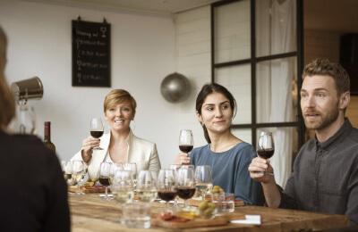 Vinprovning med Middag