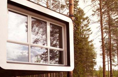 The Cabin - Treehotel för Två