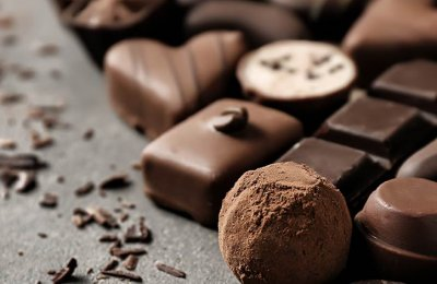 Chokladprovning i Vaxholm