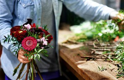 Blomsterkurs Två Dagar