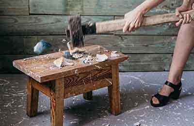 Break Room –  Slå sönder ett rum
