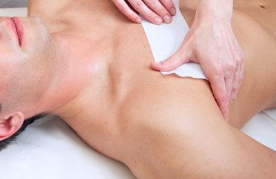 Bröstvaxning