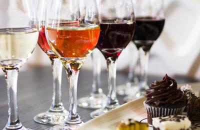 Choklad- och Vinprovning