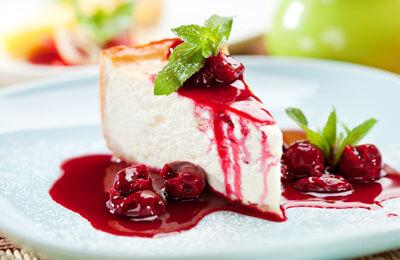 Desserter - Avsmakningsmeny