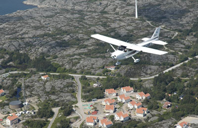 Flygplan Sightseeing Large