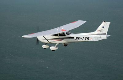 Flygplan Sightseeing