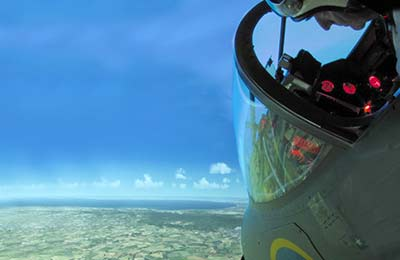 Flygsimulator J 35 Draken
