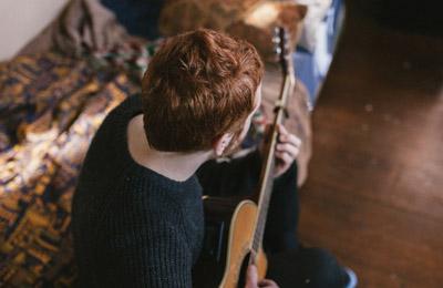 Gitarrlektion online