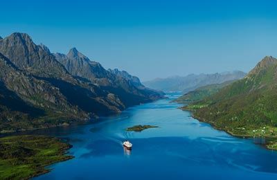 Hurtigruten (Kirkenes-Bergen)