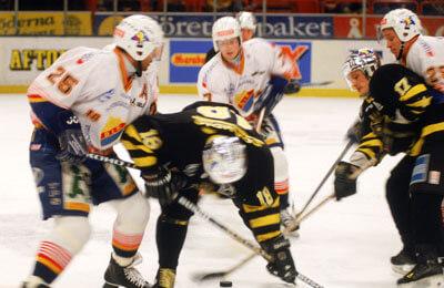 Hockeymatch för Två