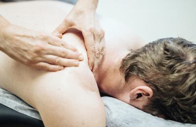 Muskelmassage
