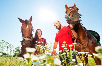 Ridweekend med Islandshästar