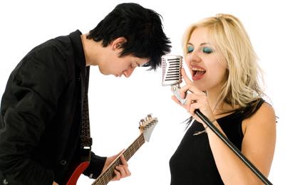 Sånglektion för Två