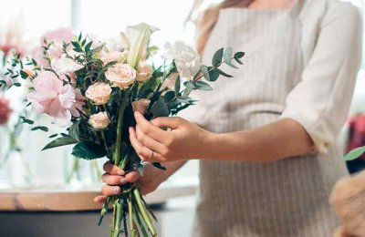Florist för en dag