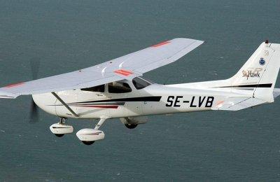 Flygplan Sightseeing - 60 min