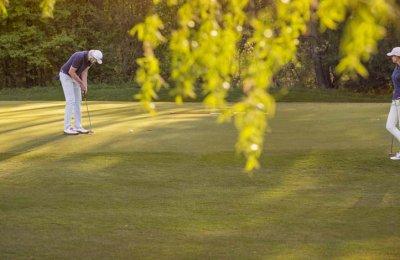 Golf Getaway för Två