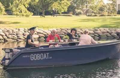 Hyr en Go Boat