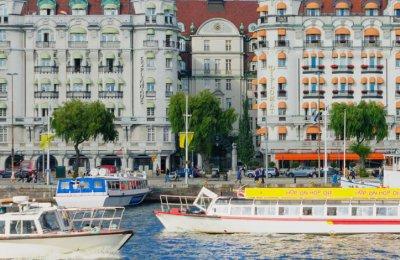 Stockholm Grand Tour