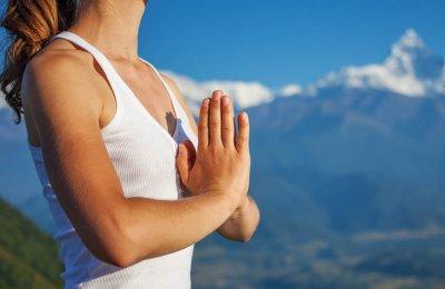 Yoga Trek i Himalaya