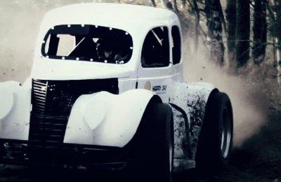 Kör Legends racebil