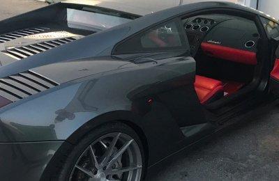 Lamborghini Stockholm