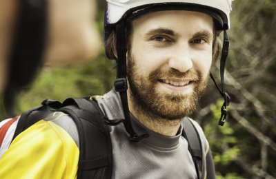 Mountainbike för Två