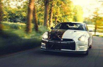 Kör Nissan GT-R - 30 km