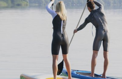 Hyr Stand Up Paddle Board