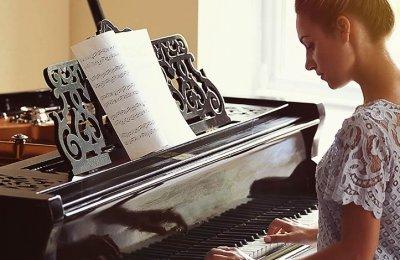Kurs i piano