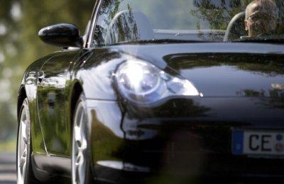 Provkör en Porsche ? 30 km