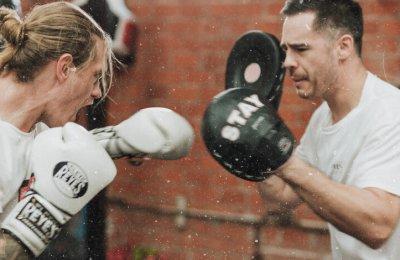 Prova på boxning