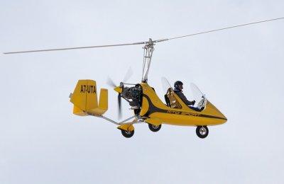 Spaka Gyrokopter Själv
