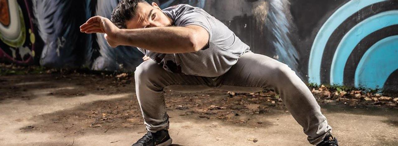 Produktbild för Fysträning med capoeira (1/1)