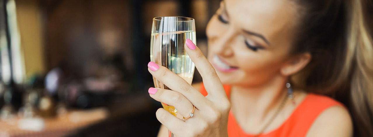 Produktbild för Champagneprovning i hemmet (1/1)