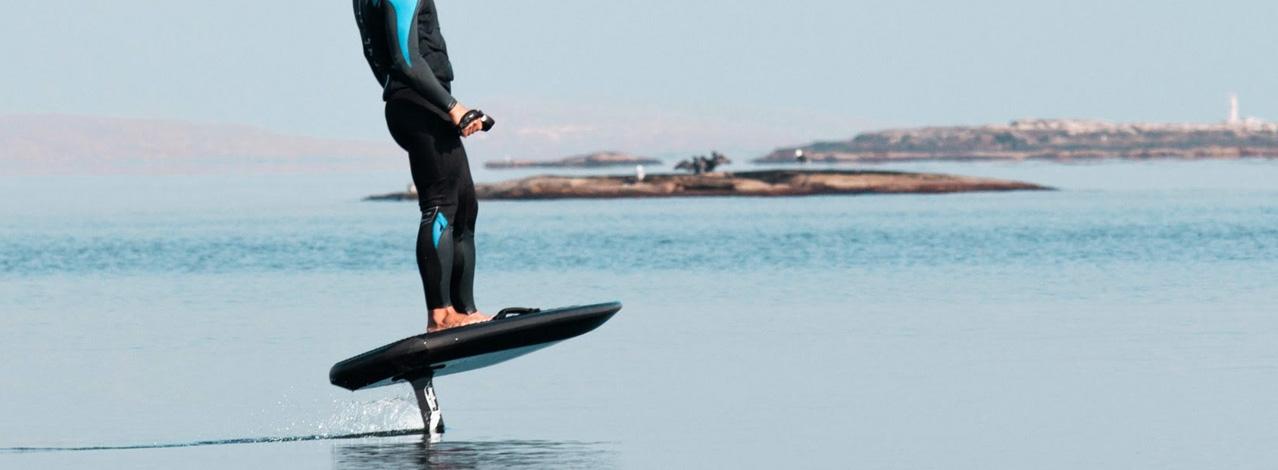 Produktbild för Surfa med eFoil (1/1)