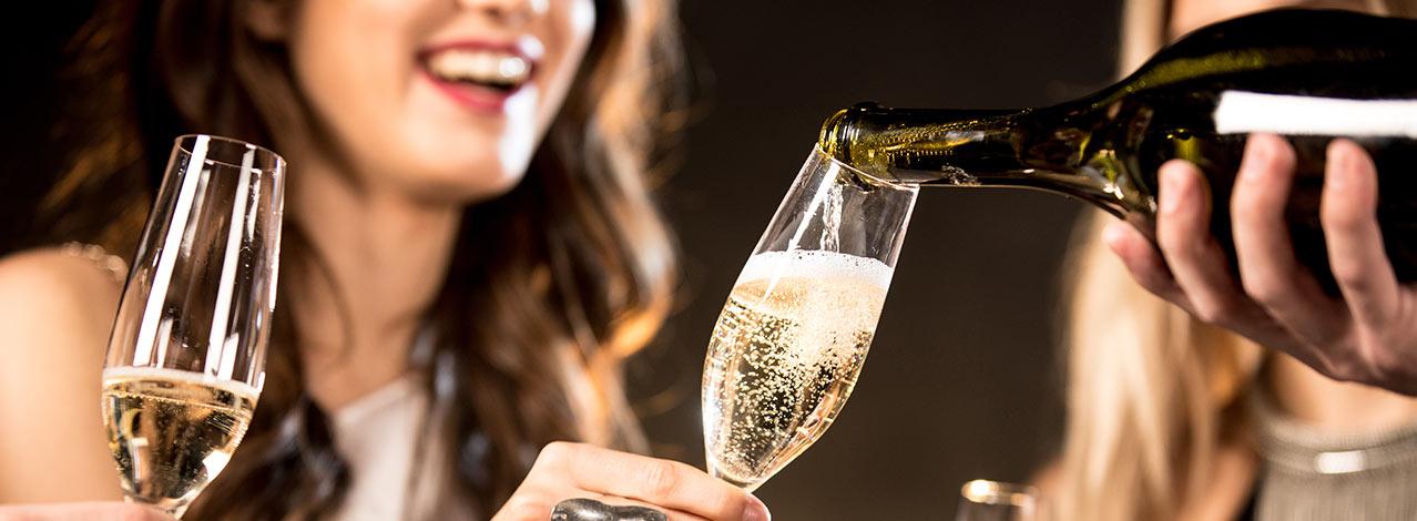 Produktbild för Exklusiv champagneprovning (1/1)