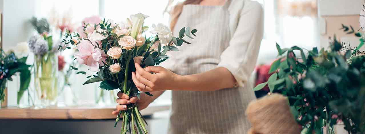 Produktbild för Florist för en dag (1/1)