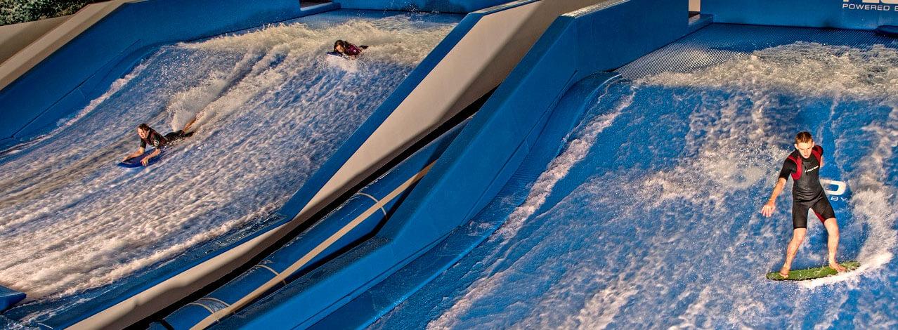 Produktbild för FlowRide Surfing (1/1)