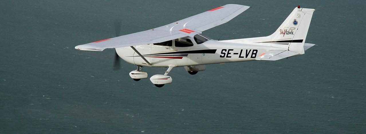 Produktbild för Flygplan Sightseeing (1/1)