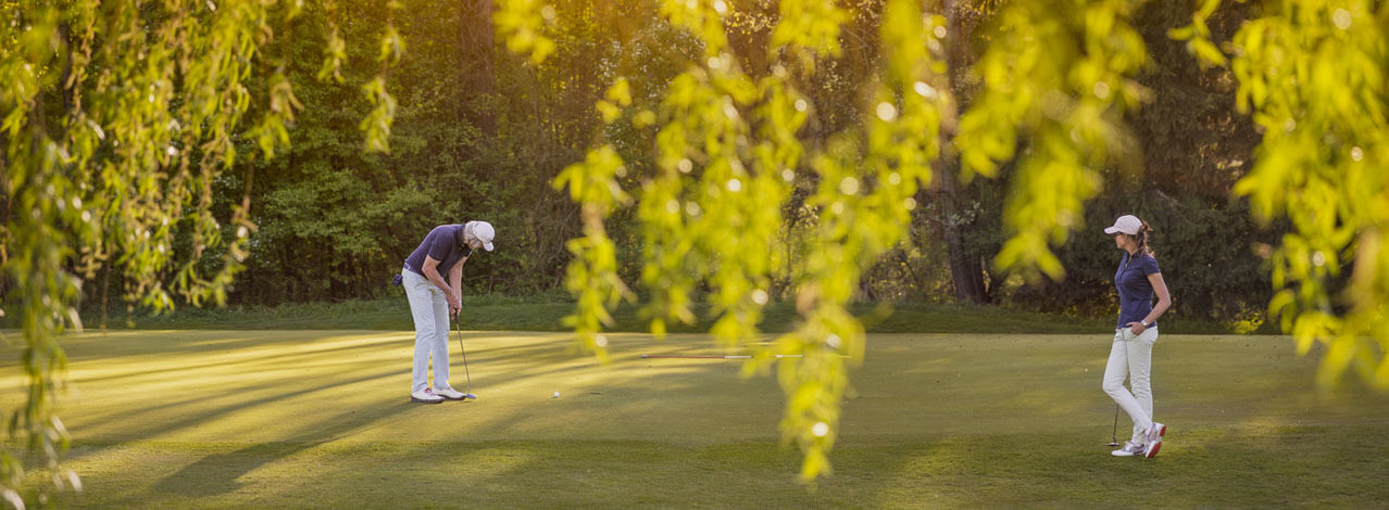Produktbild för Golf Getaway för Två (1/1)