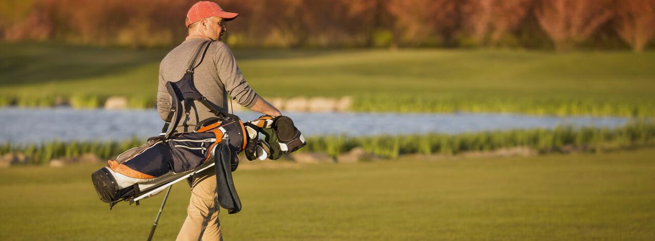 Produktbild för Golfpaket för Två - Sundsta (1/1)