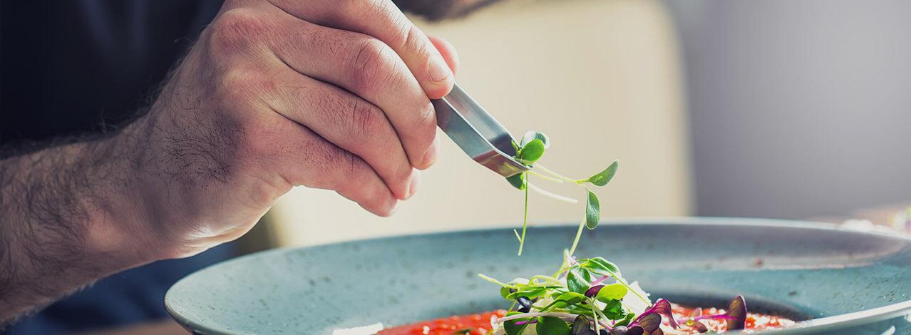 Produktbild för Gourmetkock Hemma (1/1)