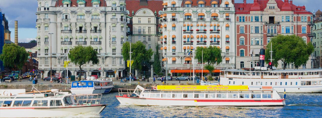 Produktbild för Stockholm Grand Tour (1/1)