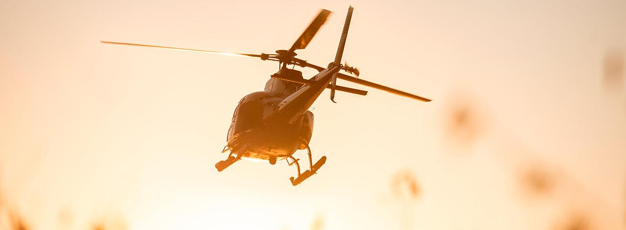 Produktbild för Helikoptertur i Skärgården (1/1)