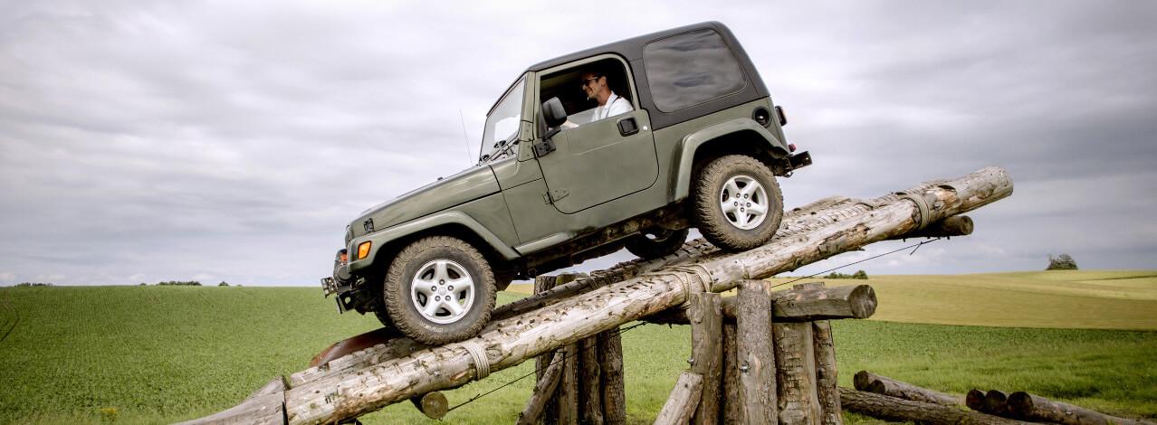 Produktbild för Terrängkörning Jeep (1/1)