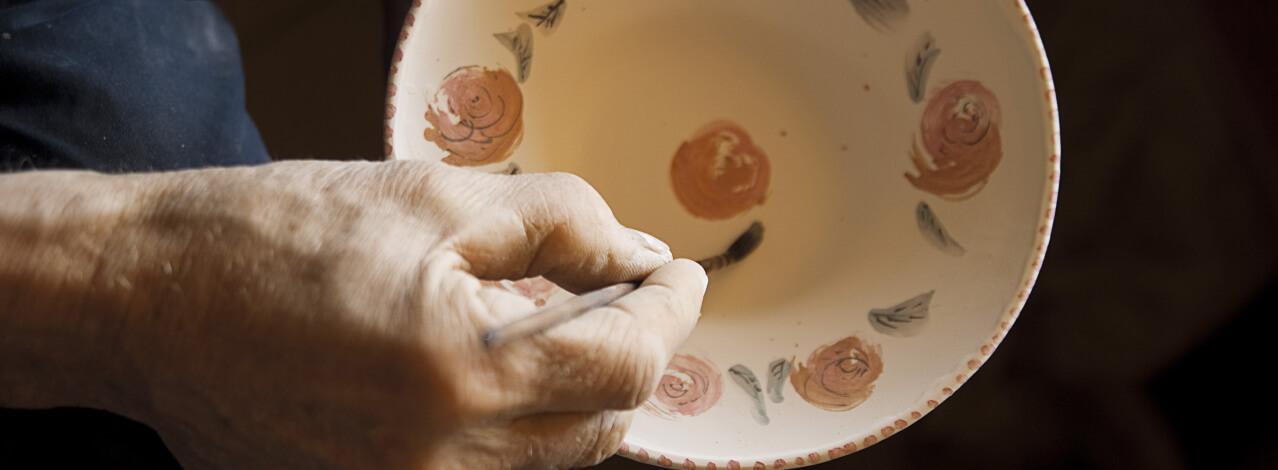 Produktbild för Måla keramik (1/1)