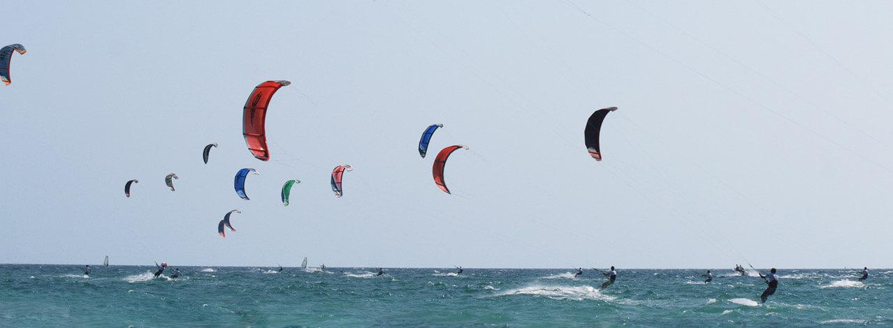 Produktbild för Prova på Kitesurfing (1/1)