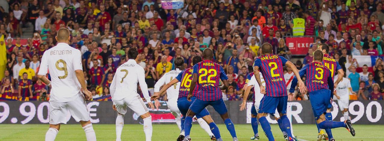 Produktbild för La Liga Fotbollsresa (1/1)